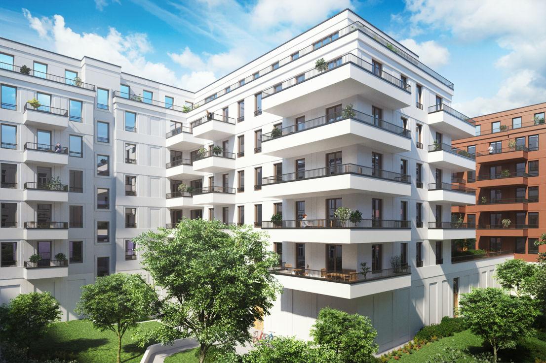 Neubauprojekt im Herzen Berlins