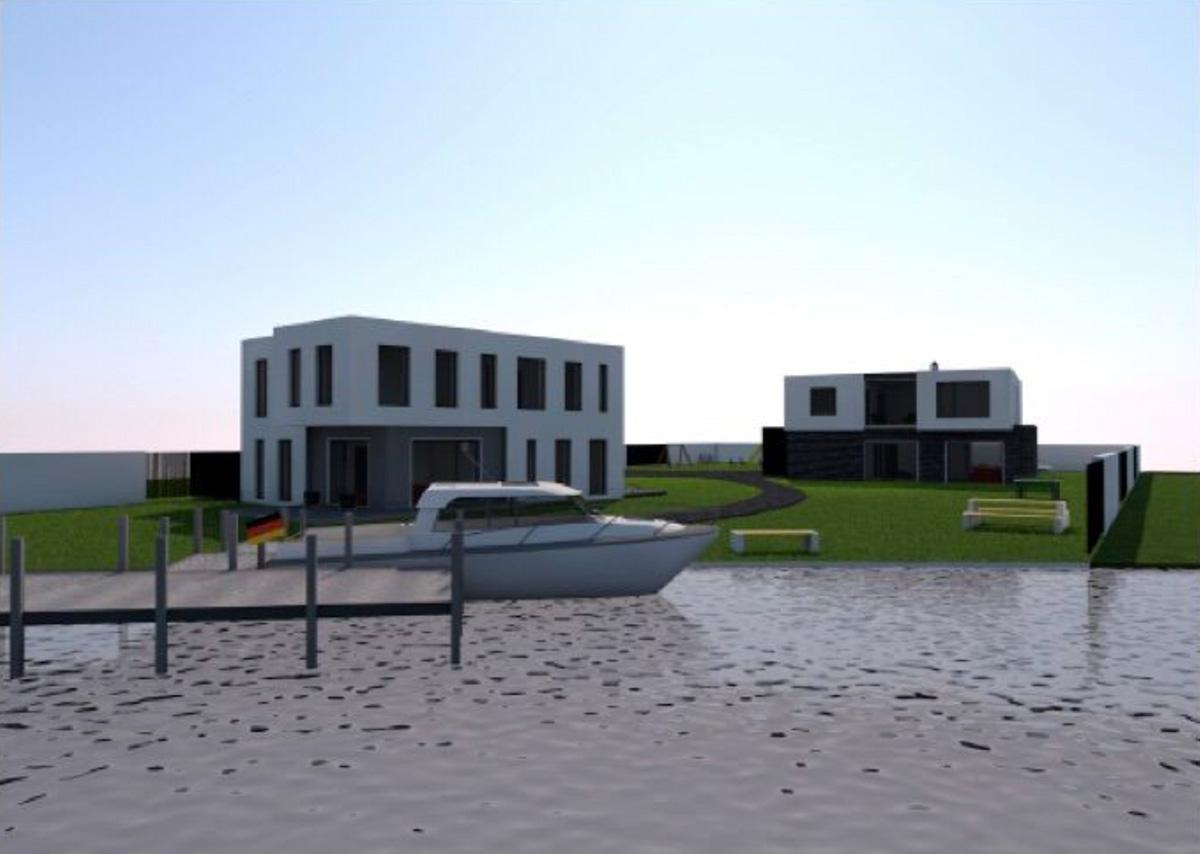 Neubauprojekt Zeuthen