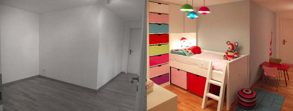 Home Staging Vorher Nachher 5