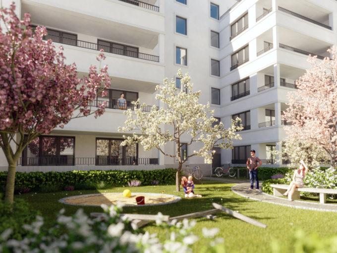 Eigentumswohnung Berlin Wilmersdorf
