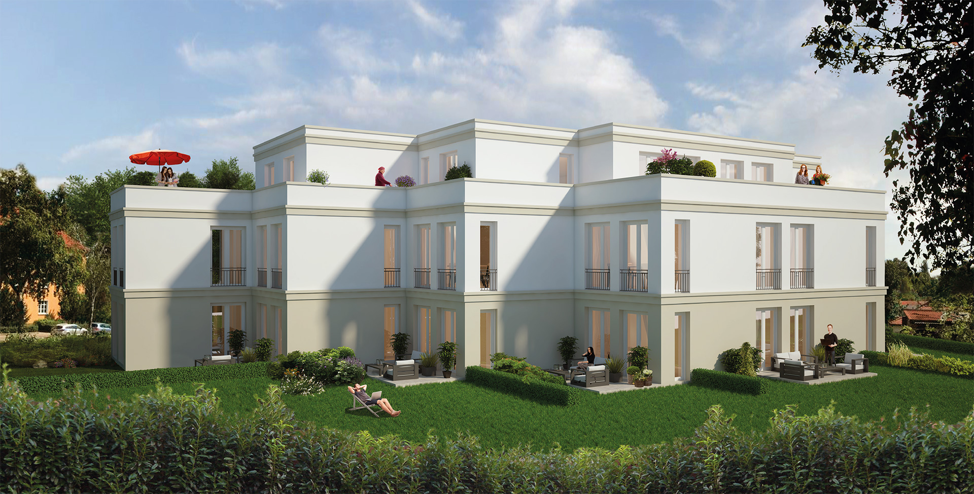 Neubauprojekt Karlshorst