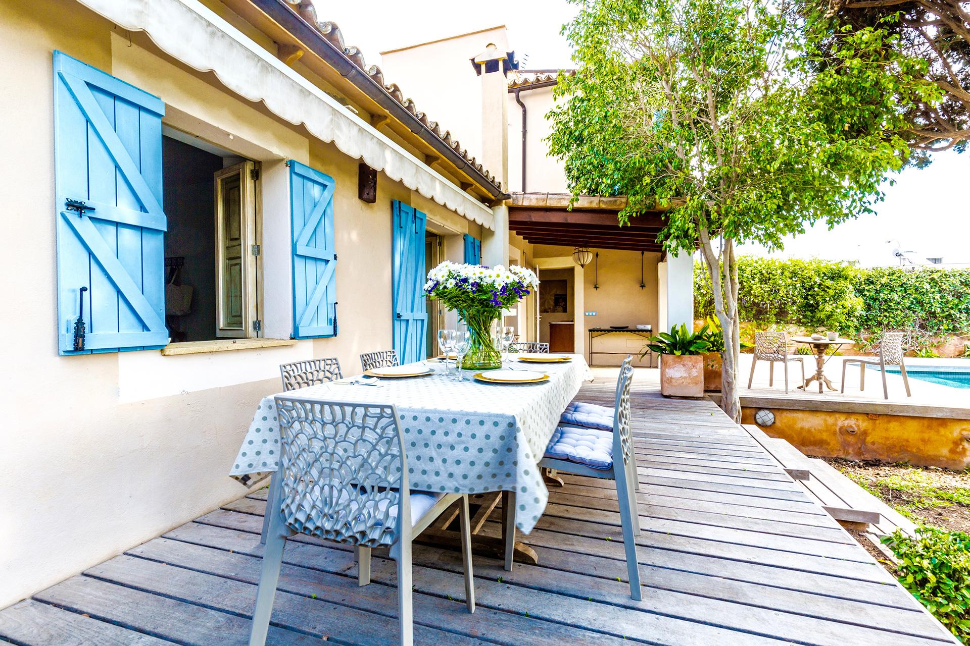 Freistehendes Haus mit Pool in Palma de Mallorca