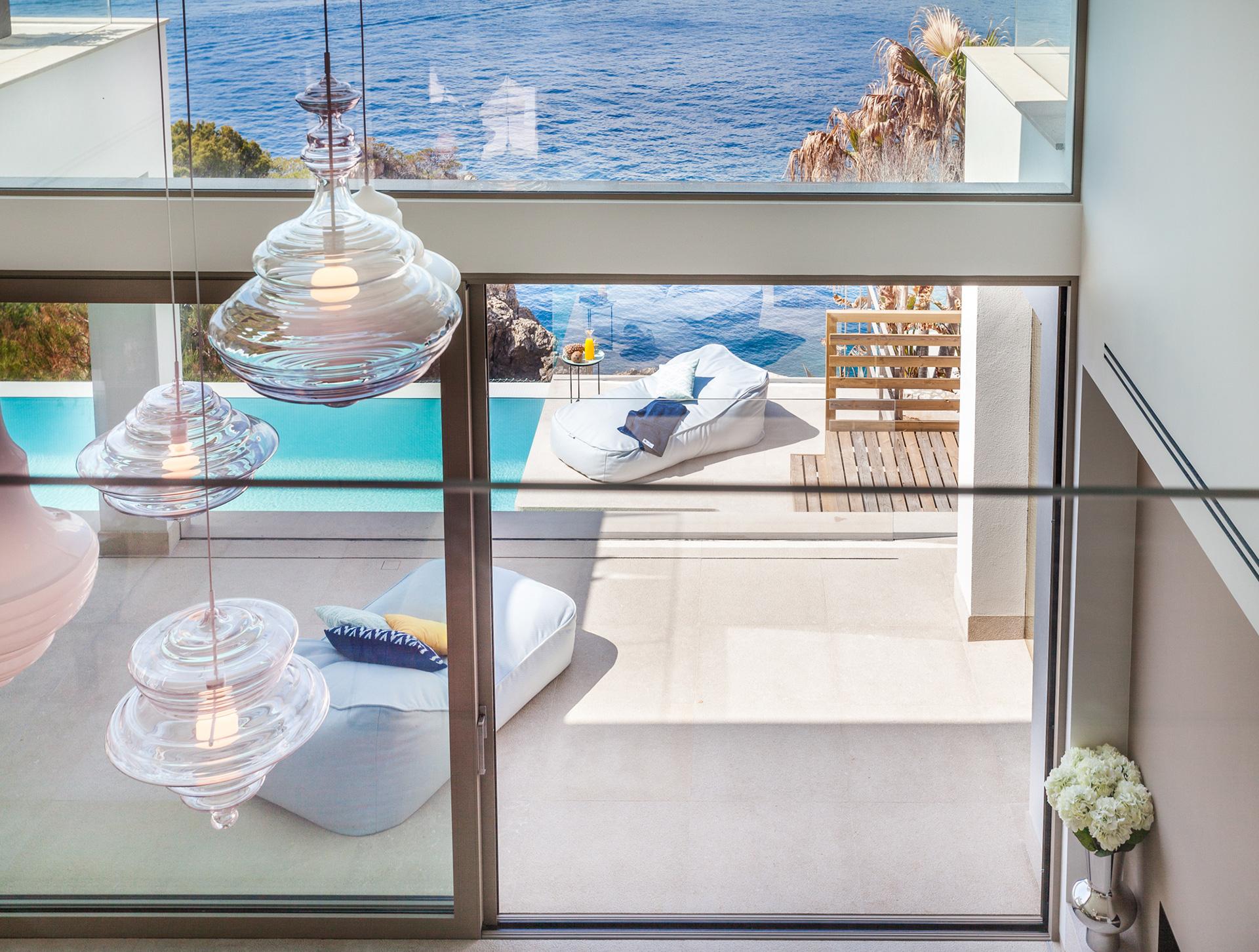 Exklusive Luxusvilla mit Meerblick in Santa Ponsa, Mallorca