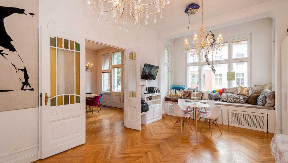 Konstanzer Straße 59 Schlafzimmer