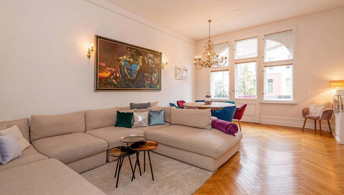 Konstanzer Straße 59 Wohnzimmer