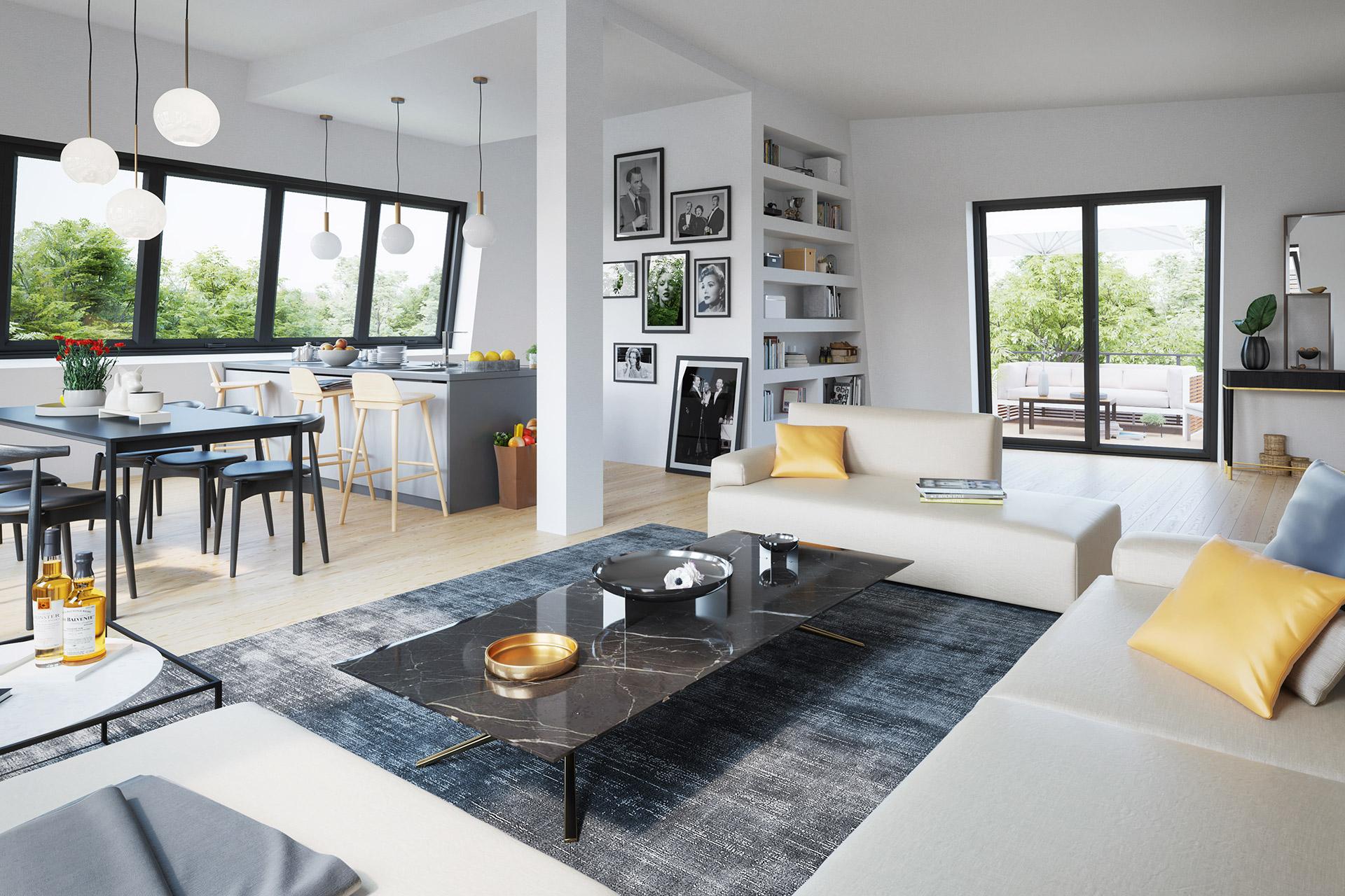 Exklusivvertrieb: 14 komfortable Eigentumswohnungen in Berlin Zehlendorf
