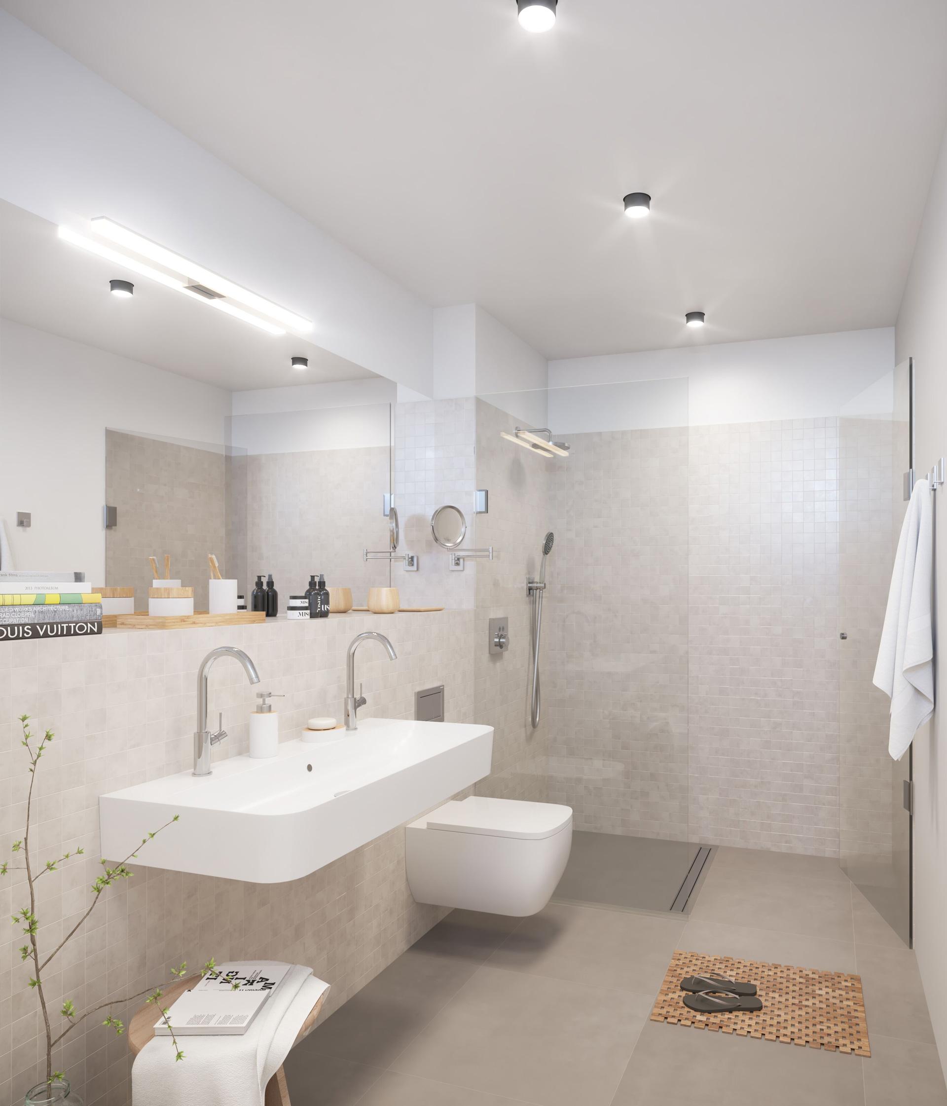 Badezimmer Design 1