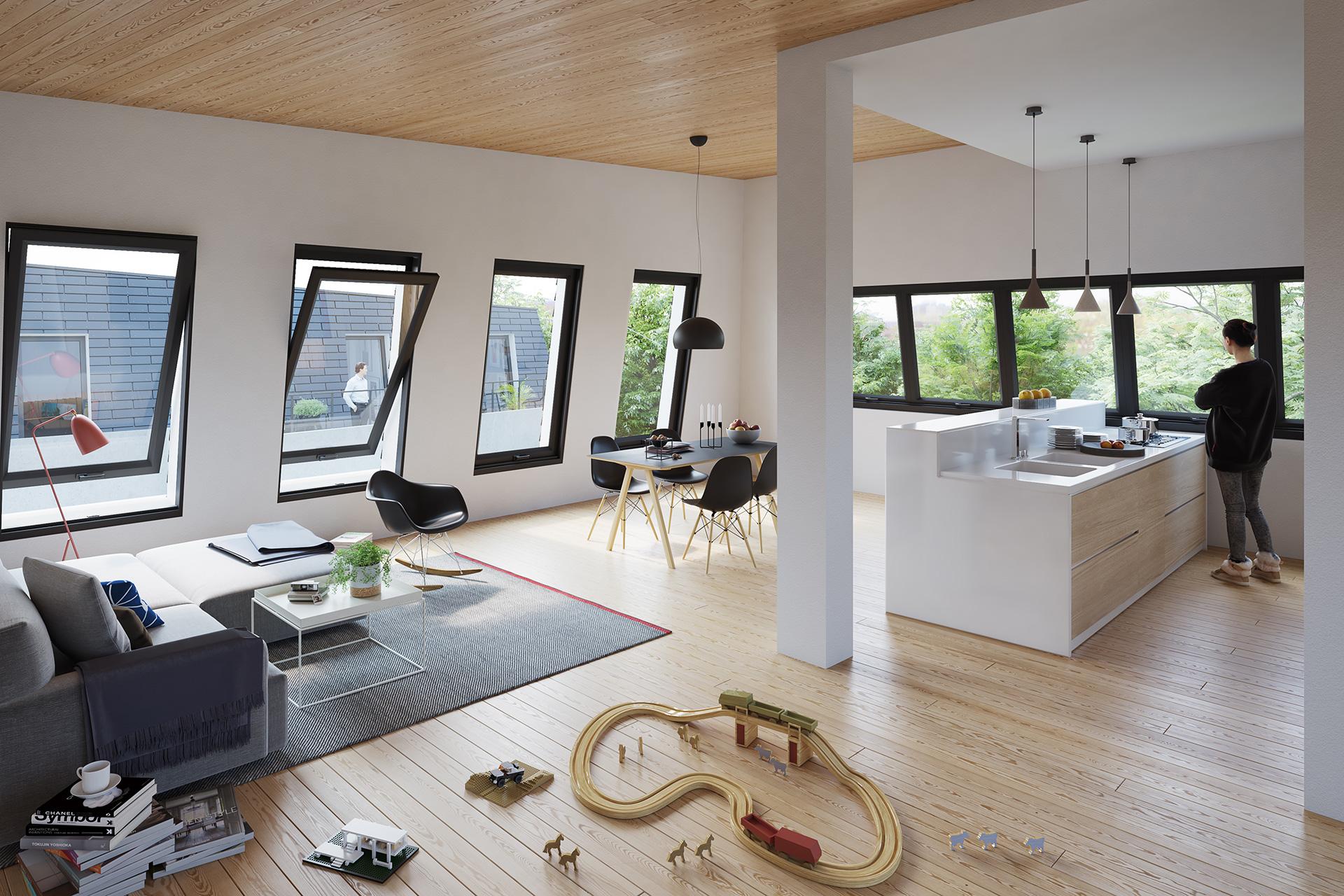 14 Komfortable Eigentumswohnungen in Berlin Zehlendorf