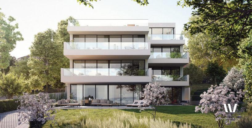 Exklusivvertrieb: 6 einzigartige Eigentumswohnungen Am Großen Wannsee