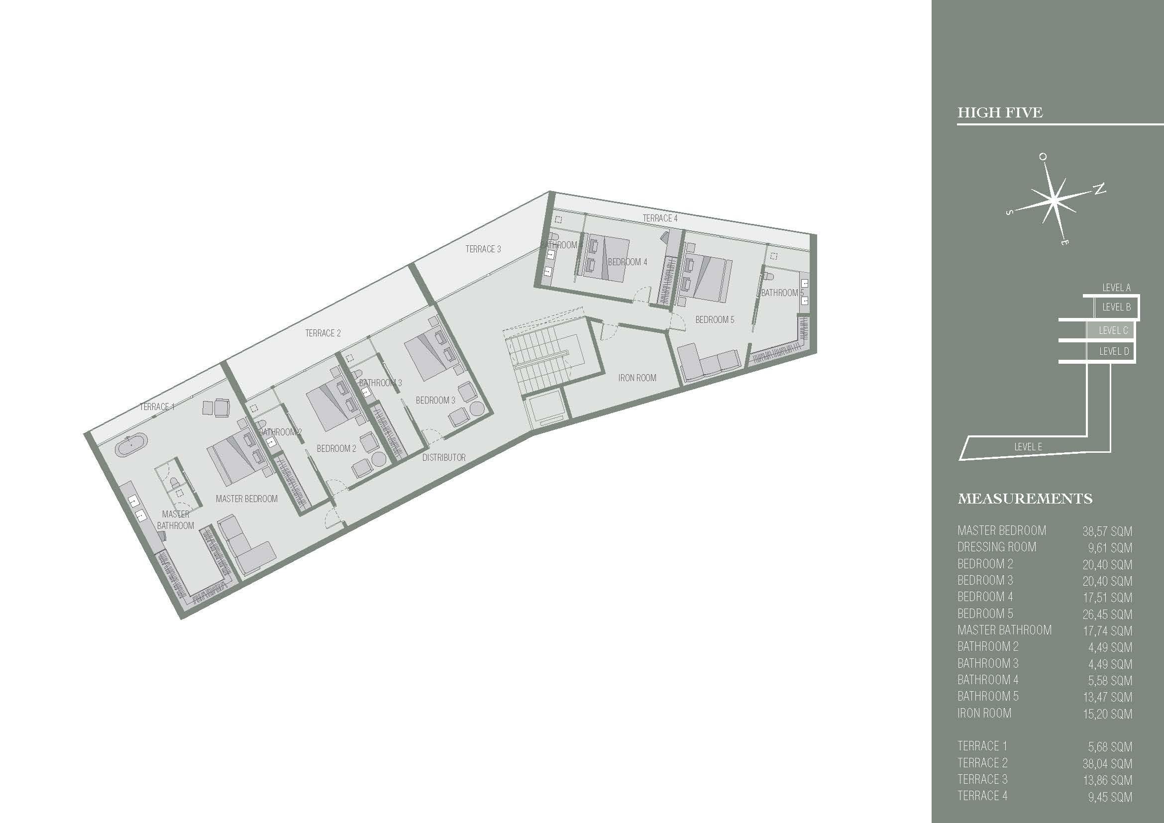 Grundriss - 1. Etage