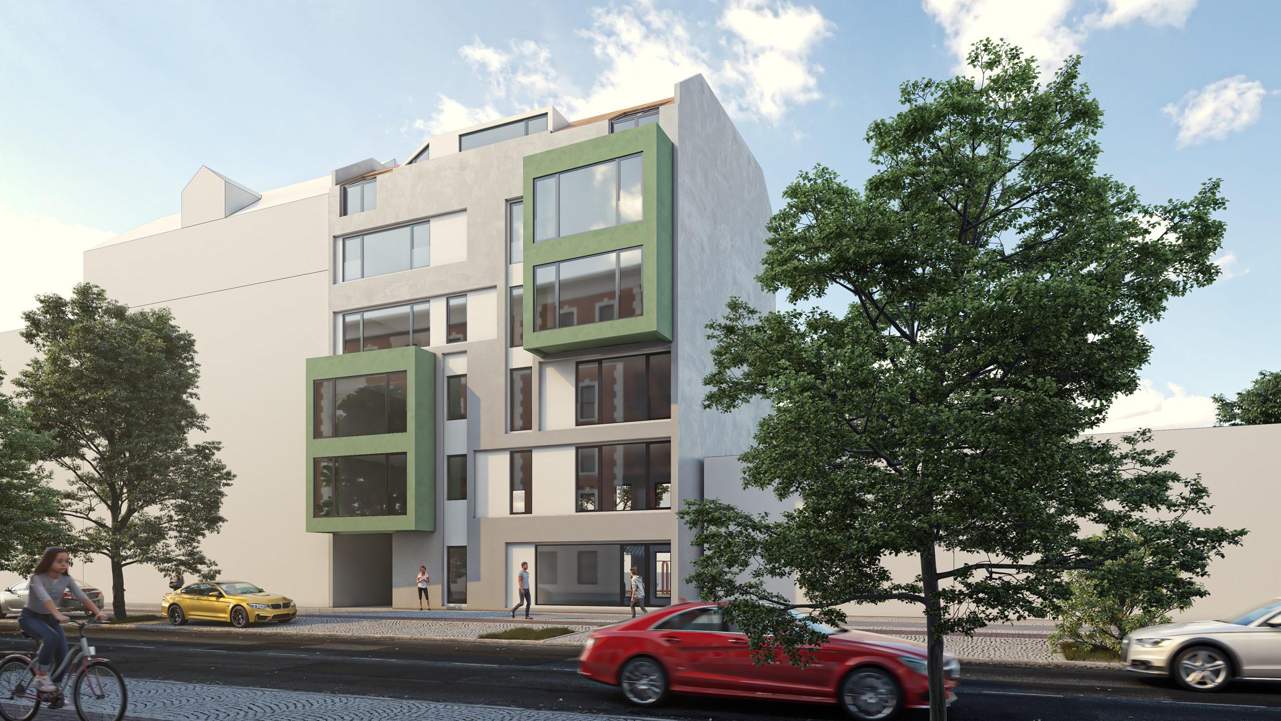 10 Eigentumswohnungen in der Schönwalder Straße – Berlin